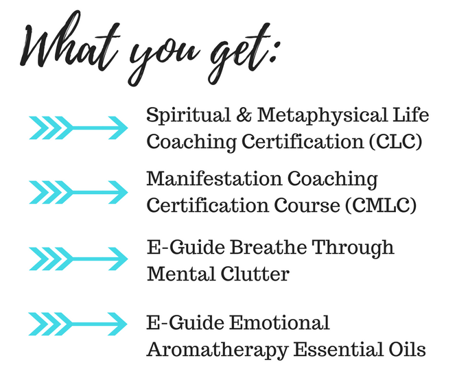Spiritual Metaphysical Coaching Certification School For Life