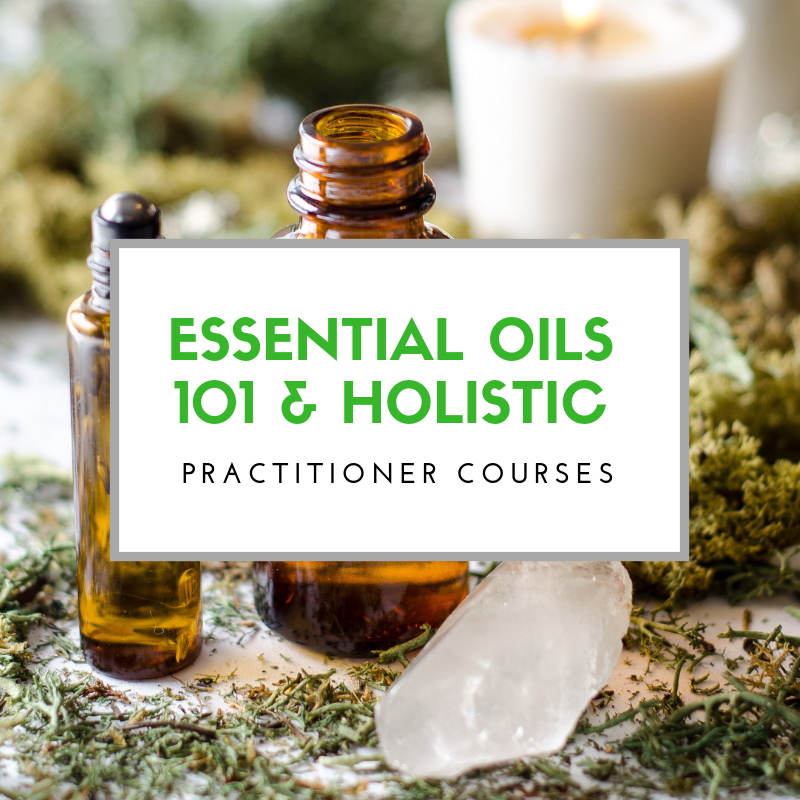 Crystals + Oils Series Day 2: Crystals + Essential Oils for Empaths