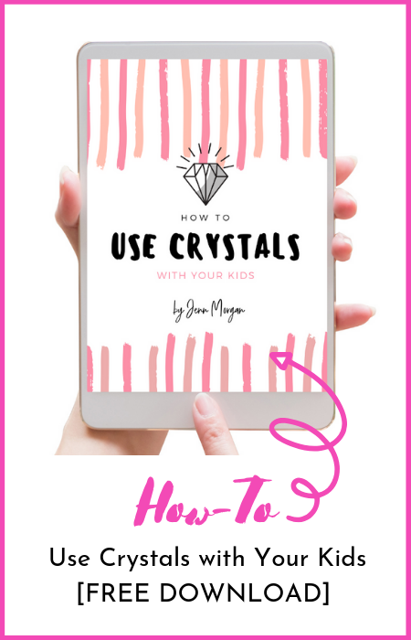 crystals healing for kids