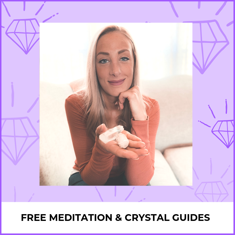 Healing Crystals & You