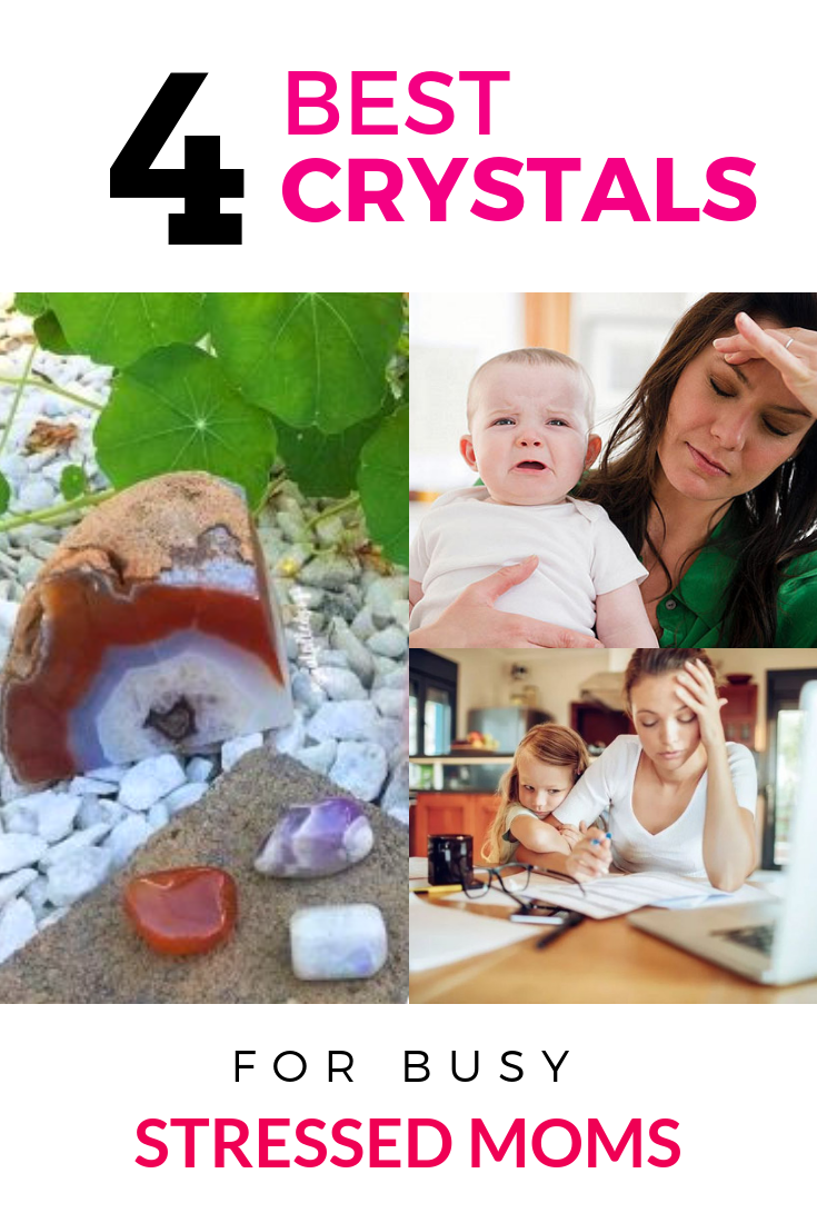 Crystals for Busy Moms